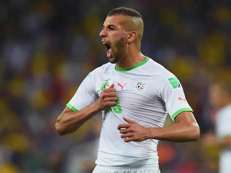 ثنائية للجزائري السليماني