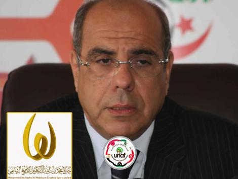 محمد روراوة الشخصية العربية لسنة 2014