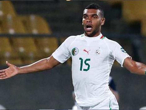الجزائري سوداني يظفر بلقب أفضل لاعب شمال إفريقي في أوروبا