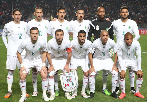 الجزائر أفضل منتخب عربي و براهيمي أفضل لاعب حسب استفتاء الجريدة المصرية الأهرام الرياضي