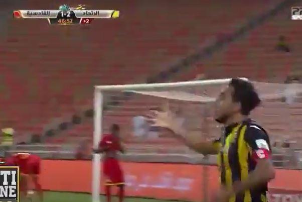 التونسي العكايشي والمصري كهربا يصنعان فوز جديد للاتحاد بالدوري السعودي