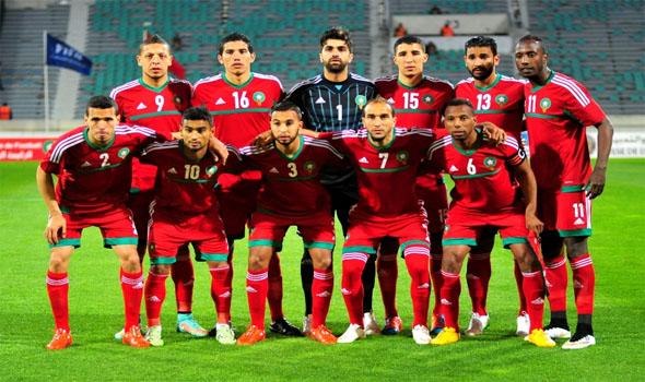 منتخب المغرب للمحليين يواصل تحضيراته استعدادا لملاقاة مصر بتصفيات الشان