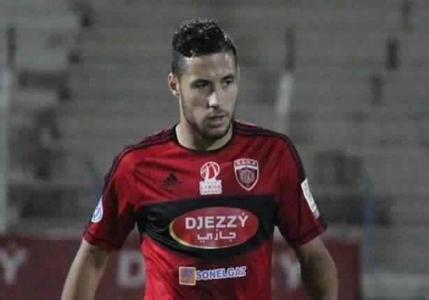 الجزائري يوسف البلايلي ينضم الى انجي الفرنسي