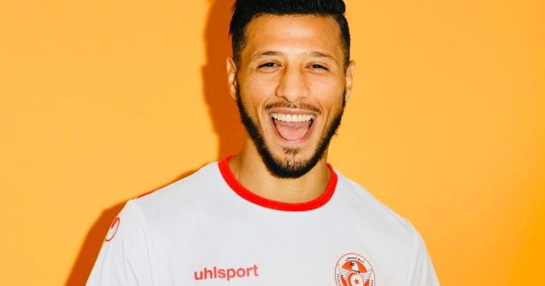 التونسي انيس البدري يتحصل على جائزة فرانس فوتبول لافضل لاعب مغاربي لسنة 2018