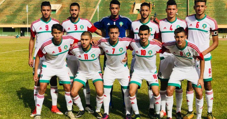 فوز المنتخب الاولمبي الغامبي وديا على نظيره المغربي