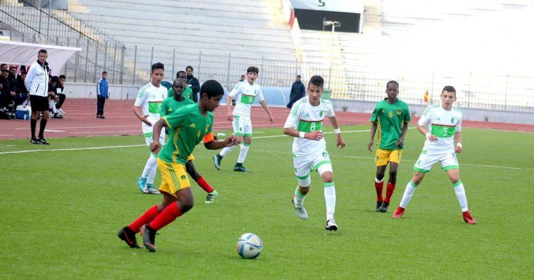 البوم صور اليوم الاول لدورة اتحاد شمال افريقيا لكرة القدم تحت ١٥ عاما بوهران