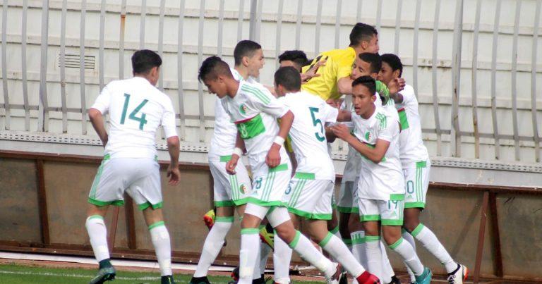 الجزائر تكتسح موريتانيا بخماسية بدورة اتحاد شمال افريقيا تحت 15 عاما