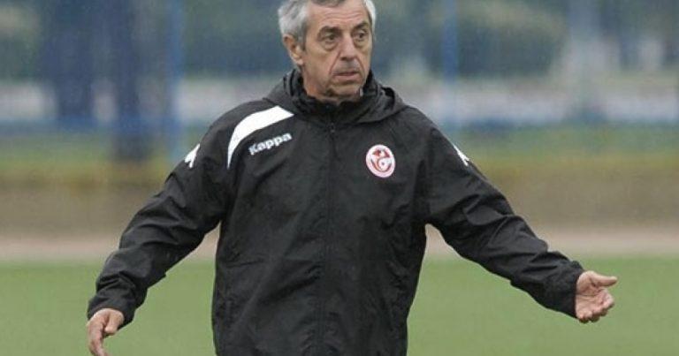 الجامعة التونسية لكرة القدم تنهي علاقتها التعاقدية بالتراضي مع المدرب الان جيراس