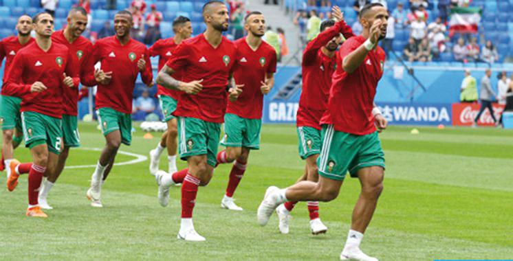 التعادل يحسم ودية المنتخب المغربي ونظيره البوركيني