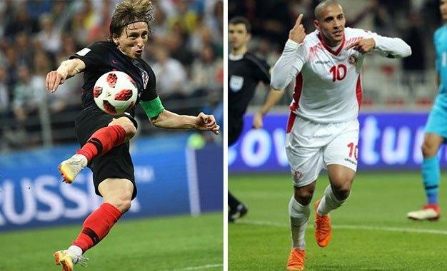 المنتخب التونسي يطيح بوصيف بطل العالم ويؤكد جاهزيته للنهائيات الافريقية