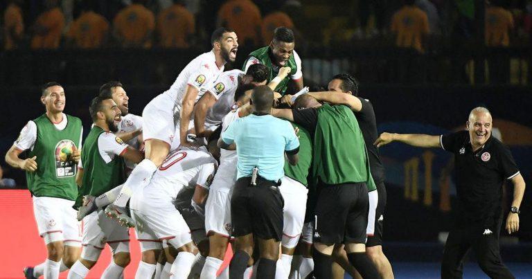 نهائيات كأس افريقيا للامم 2019 نسور قرطاج… إلى نصف النهائي