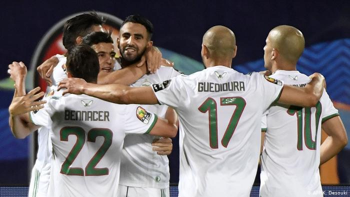 ثمن نهائي كأس افريقيا للامم 2019 : محاربو الصحراء يتأهلون بالسرعة القصوى