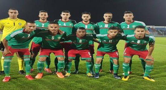 قائمة المنتخب المغربي للمواجهة المزدوجة امام مالي بالتصفيات الاولمبية