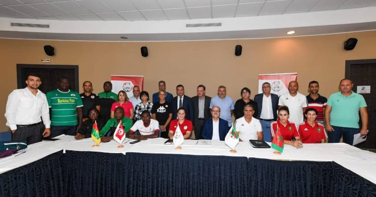 الاجتماع الفني لدورة اتحاد شمال إفريقيا لكرة القدم النسائية لأقل من 20 سنة