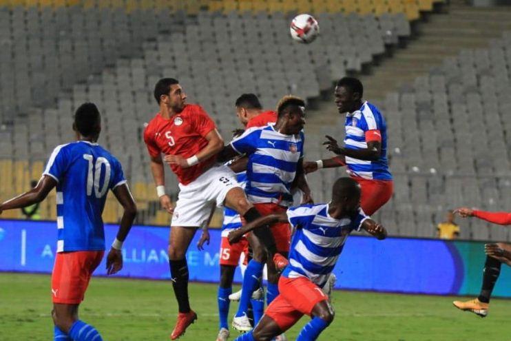 تحضيرات تصفيات امم افريقيا 2021:  منتخب الفراعنة فاز وديا على نظيره الليبيري
