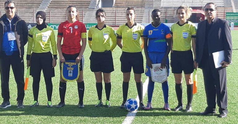 التعادل يحسم لقاء المنتخب المصري ونظيره التنزاني بدورة اتحاد شمال افريقيا النسائية تحت 21 عاما