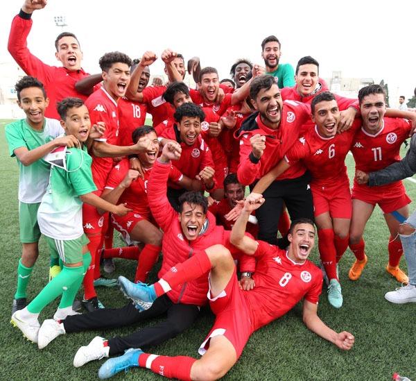 ملخص المباراة الختامية لدورة اتحاد شمال افريقيا تحت 20 عاما