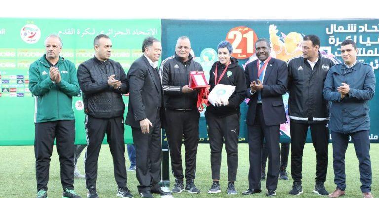 صور اليوم الختامي لدورة اتحاد شمال افريقيا لكرة القدم تحت 21 عاما