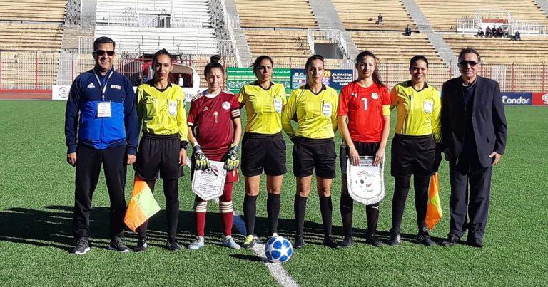 منتخب الجزائر يتخطى نظيره المصري بثلاثية بدورة اتحاد شمال افريقيا النسائية تحت 21 عاما