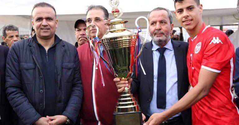 المنتخب التونسي يفوز على نظيره المصري ويتوج بكأس اتحاد شمال افريقيا تحت 20 عاما