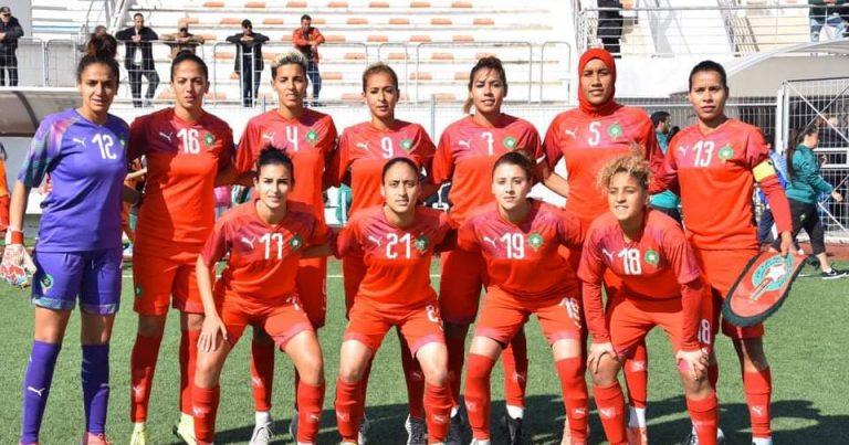 دورة اتحاد شمال افريقيا لكرة القدم النسائية- المنتخب المغربي بطلا بالعلامة الكاملة ومنتخب تنزانيا يحسم المركز الثاني بتعادله مع نظيره التونسي
