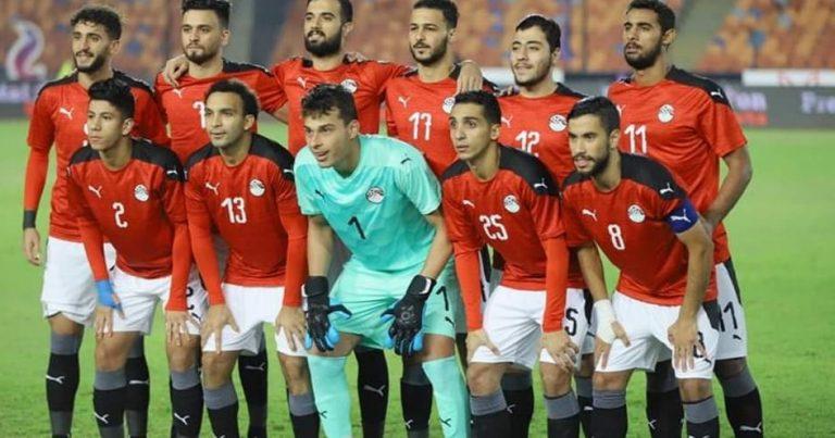 المنتخب المصري الاولمبي يفوز على البرازيل ويتوج بلقب الدورة الدولية الودية