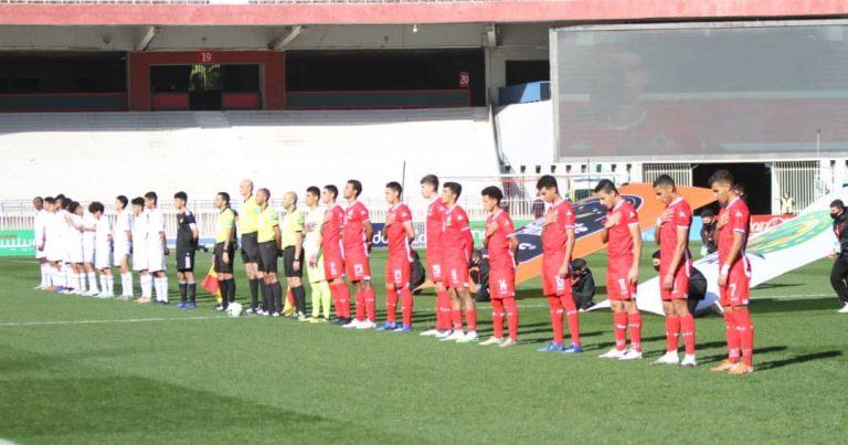 صور مباراة المنتخب الليبي ونظيره التونسي ضمن الجولة الثانية لتصفياتUNAF تحت 17 عاما المؤهلة الى CAN 2021