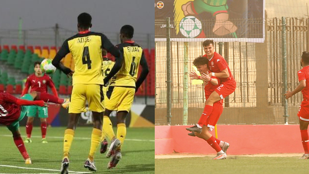 ربع نهائي كاس افريقيا للامم لاقل من 20 سنة موريتانيا 2021: منتخب اسود الاطلس يواجه منتخب نسور قرطاج