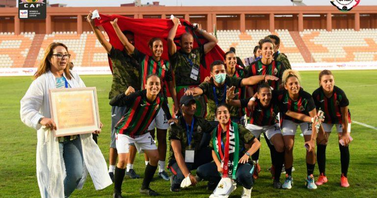 بالصور … اجواء اليوم الختامي للدورة الترشيحية لاتحاد شمال افريقيا لكرة القدم المؤهلة الى دوري أبطال أفريقيا للأندية النسائية