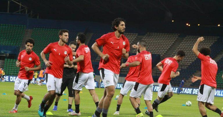 الجولة الثانية من تصفيات مونديال 2022:  منتخب الفراعنة يعود من الغابون بالتعادل