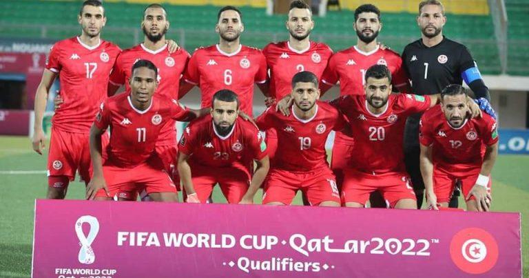 تصفيات مونديال 2022 تعادل المنتخب التونسي ضد موريتانيا