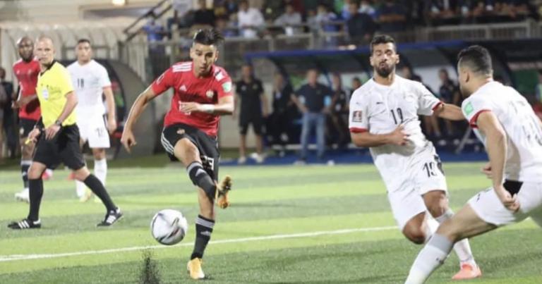 تصفيات مونديال 2022: منتخب الفراعنة يفوز على فرسان المتوسط بثلاثية