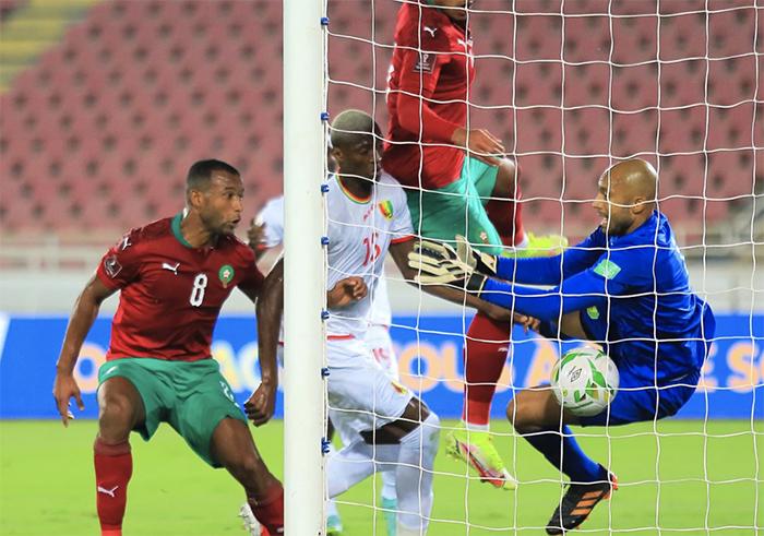 تصفيات مونديال 2022:  المنتخب المغربي ضمن ترشحه للمرحلة الفاصلة