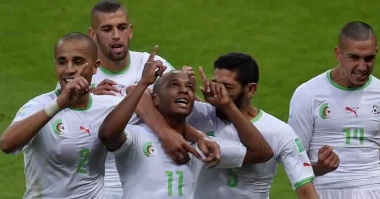 الموريسي سيشورن يدير لقاء المنتخب الجزائري ونظيره السنغالي