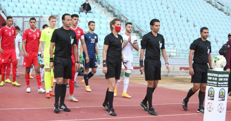الدورة الترشيحية لاتحاد شمال افريقيا تحت 20 عاما المؤهلة الى نهائيات كاس أمم افريقيا 2021 – التعادل يحسم مباراة المنتخب التونسي ونظيره الجزائري