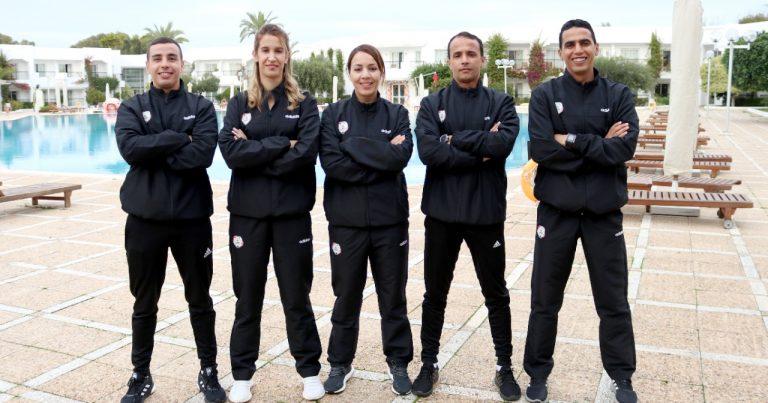 تعيينات حكام الجولة الثالثة لدورة شمال افريقيا تحت 20 عاما المؤهلة إلى نهائيات كأس الأمم الإفريقية 2021