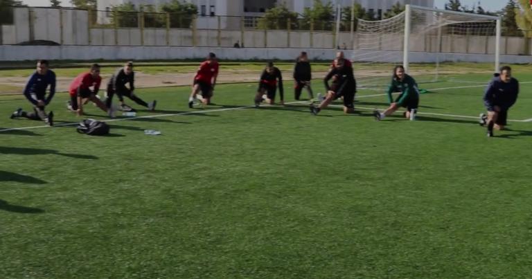 فيديو: الاختبار البدني لحكام الدورة الترشيحية لاتحاد شمال افريقيا لكرة القدم تحت 20 عاما المؤهلة إلى نهائيات كأس الأمم الإفريقية 2021 وانطلاق المحاضرات