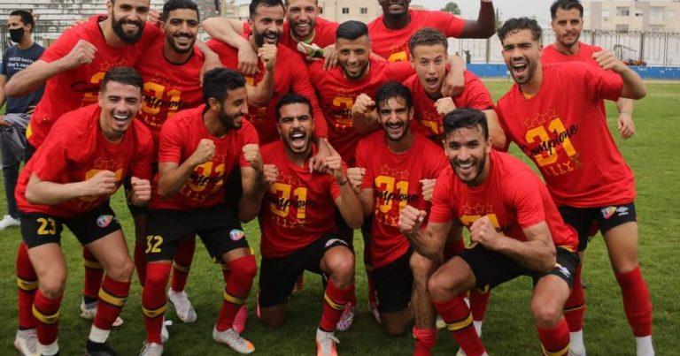 قبل نهاية الدوري بثلاث جولات :  الترجي الرياضي يتوج ببطولة تونس للمرة 31 في تاريخه