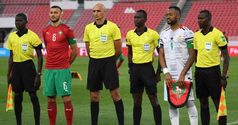 منتخب أسود الأطلس يفوز وديا على غانا