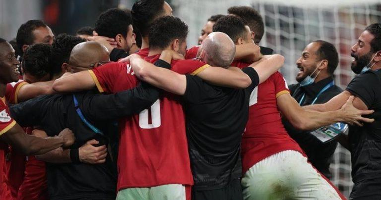 ذهاب نصف نهائي كأس رابطة الأبطال : الأهلي المصري يعود من رادس بفوز ثمين على الترجي الرياضي
