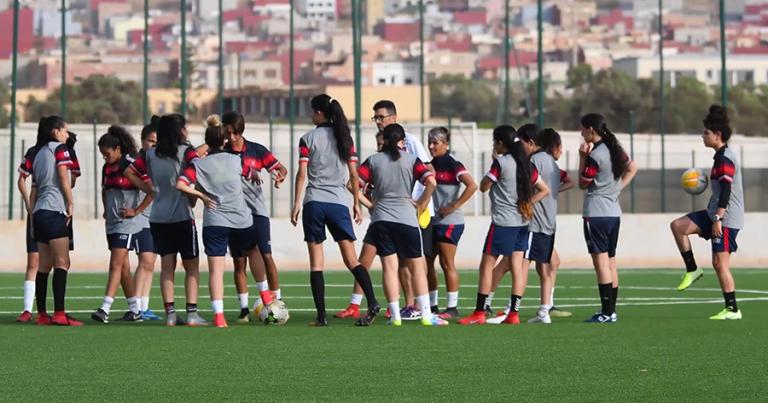 نادي بنك الاسكان يضع اللمسات الأخيرة قبل مواجهة آفاق غليزان بتصفيات دوري أبطال أفريقيا للأندية النسائية