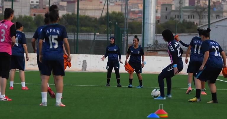 آفاق غليزان يختتم تحضيراته للقاء الافتتاحي أمام نادي بنك الاسكان بتصفيات دوري أبطال أفريقيا للأندية النسائية