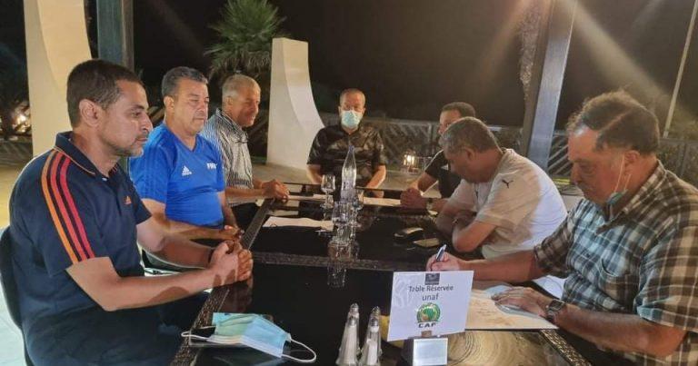 اتحاد شمال افريقيا لكرة القدم ينظم ملتقى للحكام الواعدين في سبتمبر بالجزائر ودورة تكوينية للمحاضرين في نوفمبر بالمغرب